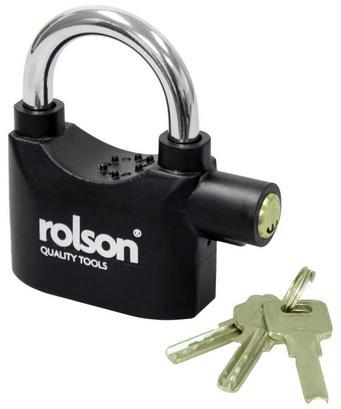 Rolson padlock